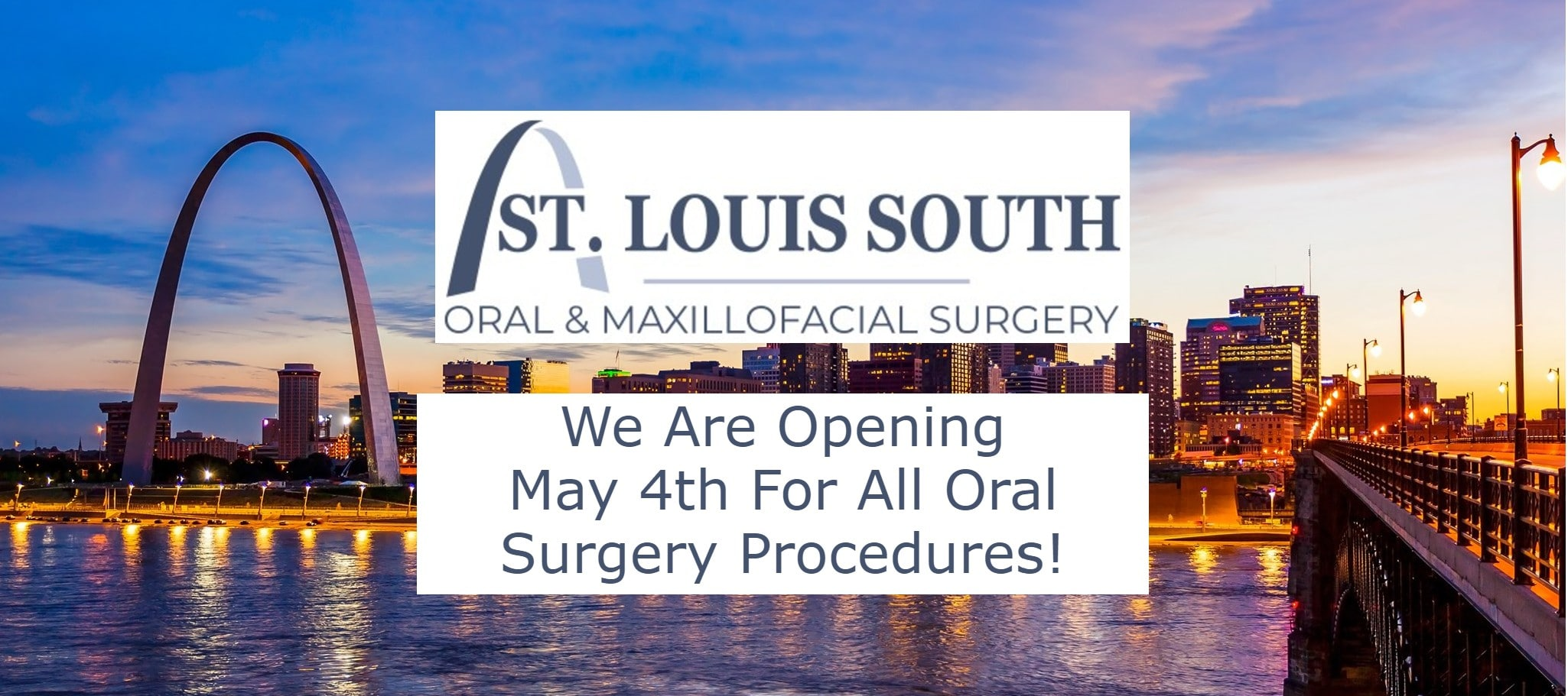 St-Louis-Oral-Surgery-Opening-May-4th-St-Louis-Wisdom-Teeth-Removal-COVID-19-Coronavirus-Update